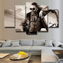 pictures gifts Australia - Framed 5 Panels HD Picture Canvas Print Painting Modern Canvas Wall Art Gift For Home Decoration Beautiful picture#089