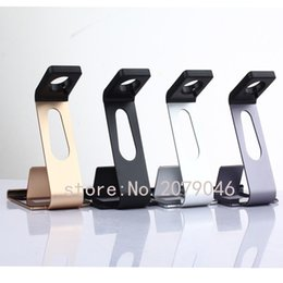 Großhandel 2016 neue multifunktions-ständer halter aluminium halten für ipad mini 2/3/4/5 iphone 6 plus apple watch 42mm 38mm