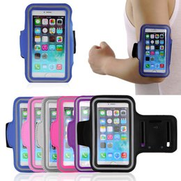 ArmbAnd phone holder for running online shopping - Water Resistant Cell Phone Armband case Sports Running Gym Case Waterproof Armband Holder For iphone x samsung s9 s8