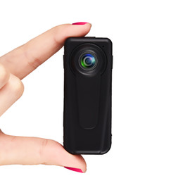 pocket record 2019 - HD 1080P MINI Patrol Guard Recorder F2 Security Police camera Body Pocket Mini DV 140° wide auto cycle recording 20PCS d