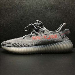Super Boost Pas Cher-New 2017 Super Quality Kanye West SPLY 350 Boost V2 Beluga 2.0 AH2203 Chaussures de course Truth Boost Hommes Femmes Baskets 36-47