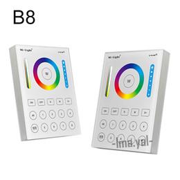 $enCountryForm.capitalKeyWord UK - 2017 new Mi Light Touch Screen RF Panel Controller 8-Zone 2.4G RF Adjustable Mi-Light RGBW Bulb Led Panel wall Controller