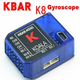$enCountryForm.capitalKeyWord Canada - Remote Control Parts Accs Register free shipping KBAR MINI K-BAR Blue K8 three-axis gyroscope 3 Axis Gyro Flybarless PK VBAR B8