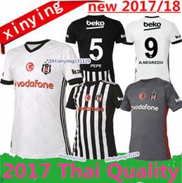 4e4dfa41c74 ... 8 INAN 9 TOSUN 10 ARDA 16 TUFAN 15 TOPA 18 ERKIN 19 Discount jersey  turkey 2017 2018 Turkey Besiktas JK home away 3RD soccer jerseys 17 18  Besiktas ...