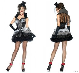 $enCountryForm.capitalKeyWord NZ - Adults Halloween Cosplay Costume Spider Queen Clothing Women Sexy DS Dress Vampire Witch Clothing for Girl