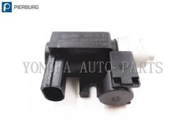 Ingrosso Per Audi A4 A6 S6 Valvola solenoide controllo spinta 2.0 2.0 TDI PIERBURG - 7.22903.28.0