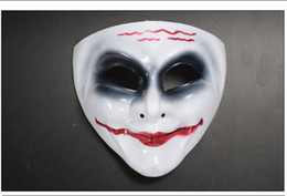 $enCountryForm.capitalKeyWord Canada - Halloween Party Horror Mask Knight of Darkness Movie Clown Masque Cosplay Party Costume Blood Scary Masks