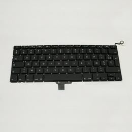 Подлинная FR французская клавиатура для Macbook Pro 13