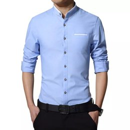 Discount Grey Mens Dress Shirts | 2017 Grey Mens Dress Shirts on ...