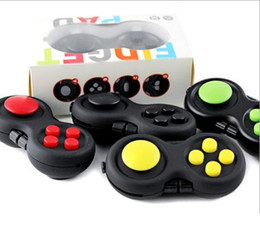 Discount game cube controllers - Kids Adults Fidget Cube Anti Stress Gift Hand Puzzles Magic Pad Fidget Toys Game Controllers Magic Fidget Pad b821