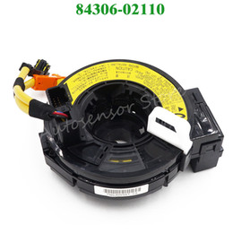 toyota corolla steering wheel Australia - High Quality 02110 New Electric Power Spiral Cable Steering Wheel Audio Controls For Toyota Corolla 03-08 Matrix