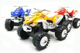 toy plastic motorcycles Canada - Baby child toy car large inertia simulation model car ATV motorcycle