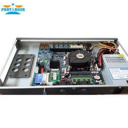 Mikrotik Router Firewall con 6 Intel PCI-E 1000M 82583V Gigabit LAN Intel Quad Core i5 3470 3.2Ghz CPU Mikrotik ROS en venta