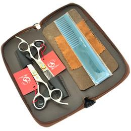 $enCountryForm.capitalKeyWord NZ - 6.0Inch MeiSha Top Grade Hairdressing Scissors Set JP440C Professional Hair Cutting & Thinning Scissors with Hairdresser Bag,HA0258