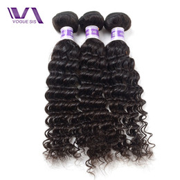 wholesale virgin burmese hair NZ - Wholesale-100 percent brazilian virgin hair curly soft wave can be hold curly weave virgin brazilian afro kinky curly hair