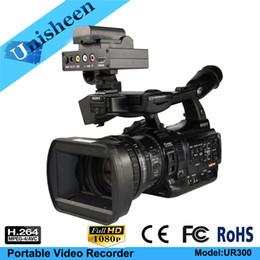 Videoregistratore portatile Videocamere Video CVBS HDMI Scheda di acquisizione video Streaming di giochi da solo con videogiochi in Offerta