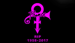 Led music signs online shopping - LS1198 p Prince Symbol RIP Band Music LED Neon Sign