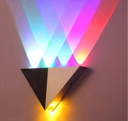 Art deco outdoor lighting online shopping art deco outdoor wall light 5w aluminum triangle led wall lamp high power led modern home lighting outdoor party ball disco light ac85 265v llfa aloadofball Image collections