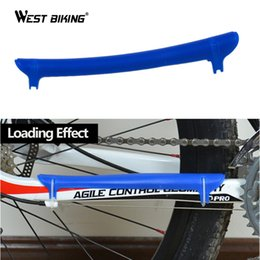 $enCountryForm.capitalKeyWord NZ - WEST BIKING Mountain Bike Bicycle Frame Chain Equipment 5 Colors Stay Rear Fork Pad Protector Guard 225*20mm Chain Protector