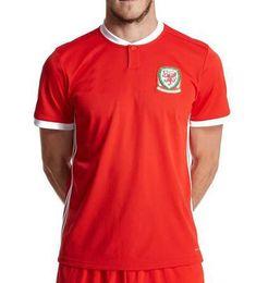 e675780998d online shopping 2018 Wales Soccer Jersey AARON RAMSEY GARETH BALE ALLEN  TAYLOR WARD ROBSON KANU WILLIAMS