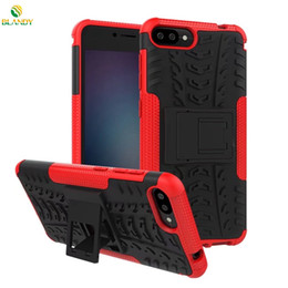 Hard case cover for asus online shopping - For zenfone max ZC520KL in Comb Armor Hybrid TPU PC Hard Cover Stand Case for Asus zenfone ZE554KL