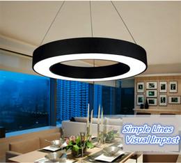 discount suspension ring led light 2018 suspension ring led light on sale at. Black Bedroom Furniture Sets. Home Design Ideas