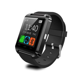 Chinese  Bluetooth Smart Watch WristWatch U8 Watch for iPhone Android Phone Smartphones Anti-lost Alarm Function Touch Screen Sync SMS Call Music manufacturers