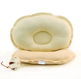 $enCountryForm.capitalKeyWord NZ - Hot baby pillow infant shape pillow correct the flat head anti-roll pillow Free shipping+Wholesale