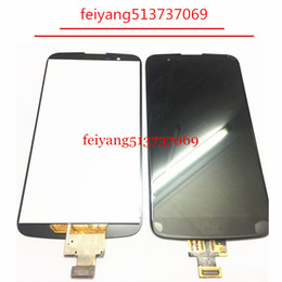 lg white screen NZ - OEM For LG K10 LTE K420N K430 K430ds LCD with touch Screen Digitizer Glass no Frame Assembly white black