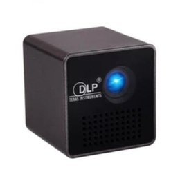Proyector Wifi Australia - Wholesale-Original UNIC P1+ WIFI Wireless Mobile Projector Support Miracast DLNA Pocket Home Movie led DLP MINI Projector Proyector Beamer