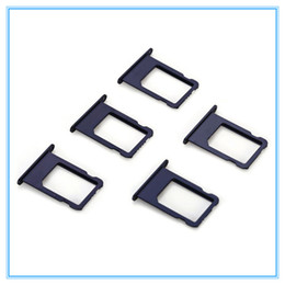 Wholesale Micro Nano SIM Card Holder Tray Slot for iphone G S C S G SIM Card Holder Adapter Socket Apple