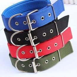 $enCountryForm.capitalKeyWord Canada - Fashion Dog Collar Soft Leather Lining Polypropylene Foam Pet Dog Collar Neck Protective Collar Free Shipping ZA3969
