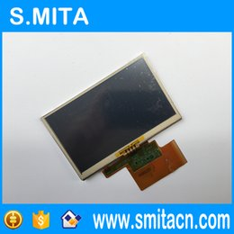"""$enCountryForm.capitalKeyWord NZ - Wholesale- Free shipping Original 4.3"""" inch LMS430HF12 LMS430HF12-003 For TomTom One XL S300 GPS LCD display screen with touch digitizer"""
