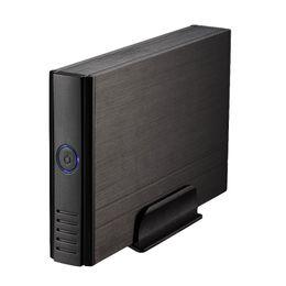 super sata hard disk 2019 - Wholesale- SATA I II to USB3.0 super-speed external 3.5'' HDD encloure case box Sata State Hard Disk Drive for