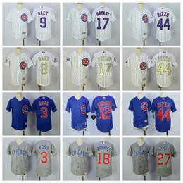 2f771c9d5 ... 9 Javier Baez Youth Jersey Chicago Cubs Baseball Kids Jerseys Kyle  Schwarber 12 Ben Zobrist 18 ...