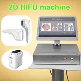Machines De Levage À Vendre Pas Cher-2d hifu machine vente ultrasons hifu machine Body minceur Anti-âge thérapie salon équipement de levage de poids visage lifting machine portable