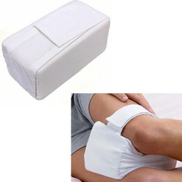 wholesale new knee support ease pillow cushion comforts bed sleeping separate back leg pain support