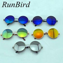 0b1a852670f Wholesale-New Unisex John Lennon Style Vintage Round Peace Sunglasses  Eyewear Men and Women Round Sun Glasses Oculos De Sol Feminino YJ016