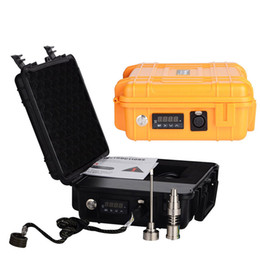 Controller heater online shopping - Dnail Electric PID Controller Box Kit with Domeless GR2 Ti Nail Carb Cap Waterproof Controller Box Temp Control Enail Coil Heater Kit
