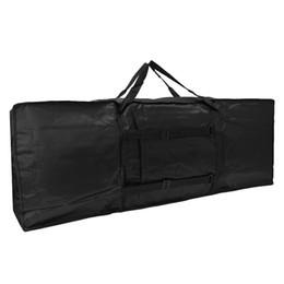 $enCountryForm.capitalKeyWord Canada - Musical Instruments Storage Case Oxford Fabric 61 Key Piano Organ Electone Piano Keyboard Bag Case Black 105x42x20cm