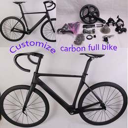 $enCountryForm.capitalKeyWord NZ - Carbon complete road Bike with Original Ultegra groupset carbon full road bicycle custom painting custom bike