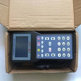 peugeot key programming NZ - CK-100 V99.99 Auto Key Programmer Newest Generation SBB CK100 Programming with Multi-language auto scanner Car Key copier