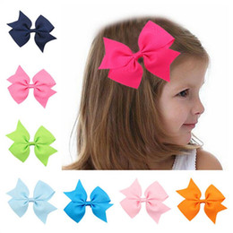 $enCountryForm.capitalKeyWord NZ - Free shipping Yan tail section children bow tie hair girl hair accessories hot explosion models FJ101 mix order 60 pieces a lot