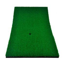 Indoor golf green online shopping - cm x cm Golf Mat PGM Indoor Backyard Golf Mat Training Hitting Pad Practice Rubber Tee Holder Grass Mat Grassroots Green