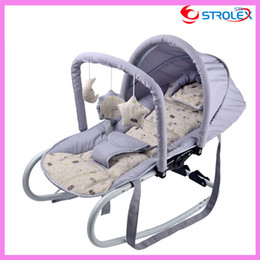 Functional Portable Newborn Infant Baby Trolley Swing Cradle Baby Rocking Chair Recliner Bouncer with Toys and Music Box 0~15 M  sc 1 st  DHgate.com & Toy Baby Cradle Online | Toy Baby Cradle for Sale islam-shia.org