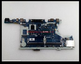 laptop motherboard mini sata 2019 - original For Dell Latitude 7450 E7450 laptop ZBU10 LA-A961P Y15C1 0Y15C1 I7-5600U SR23V integrated motherboard ,fully te