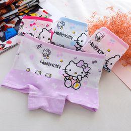 Natural Cotton Underwear Australia - Hello Kitty Cute Children Underwear Cotton Underwear Girls Underwear children's male baby Girls a special offer