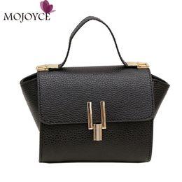 c17459d4bb6b Wholesale- Famous Brands Smiley PU Leather Tote Bag Women Trapeze Fashion  Designer Handbags High Quality Ladies Vintage Crossbody Bag