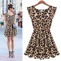 Plus Size Leopard Print Maxi Dresses Online   Plus Size Leopard ...