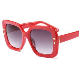 ef560e277d9 New Fashion Square Sunglasses Women Popular Brand Designer Luxury Sun  Glasses Lady Summer Style Glasses Oculos UV400 Y216